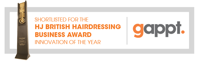 HJ British Hairdressing Business Award